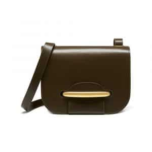 Mulberry Moss Crossboarded Calf Selwood Bag