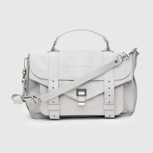 Proenza Schouler Pale Steel PS1 Medium Bag