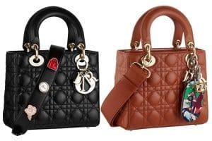 Small Lady Dior Bag