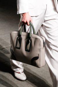 Bottega Veneta Beige Briefcase Bag - Spring 2017
