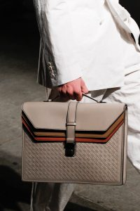 Bottega Veneta Beige Intrecciato Briefcase Bag 2 - Spring 2017