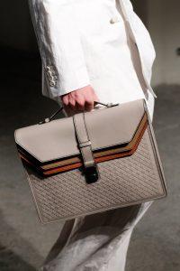 Bottega Veneta Beige Intrecciato Briefcase Bag - Spring 2017