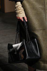 Bottega Veneta Black Tote Bag - Spring 2017