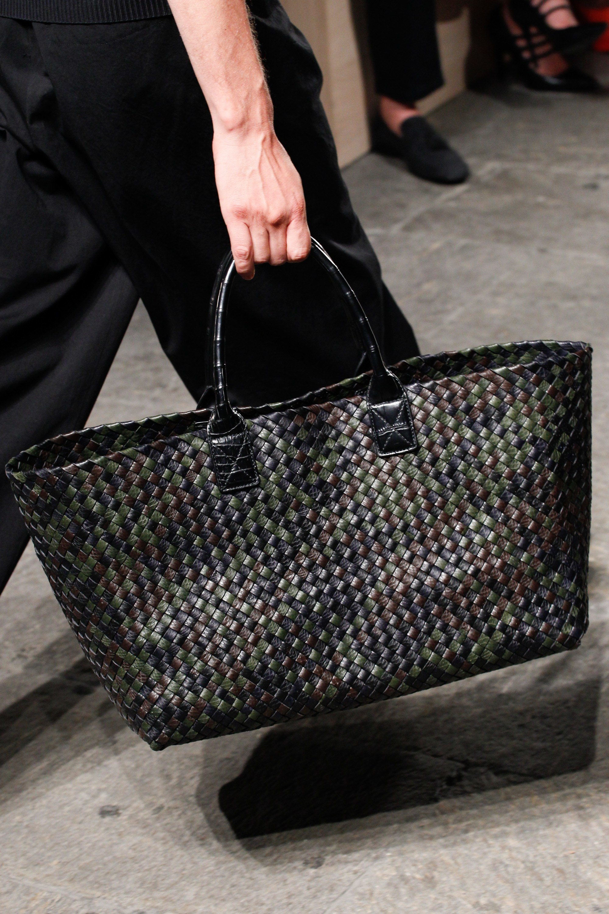 bottega veneta springsummer 2017 runway bag collection