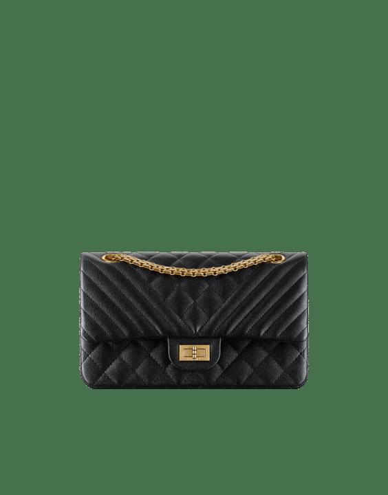 Chanel 2 55 bag sizes