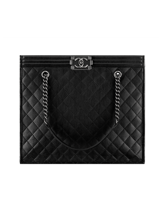 chanel fall winter 2016 act 2 bag collection front row only spotted fashion. Black Bedroom Furniture Sets. Home Design Ideas
