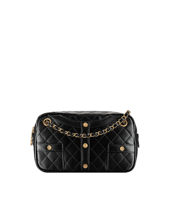 24773e91b0ed Chanel Fall Winter 2016 Act 2 Bag Collection - Front Row Only ...
