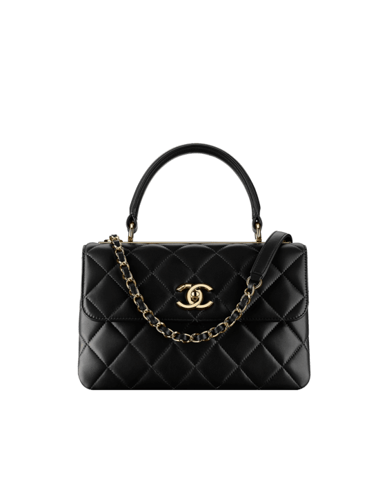 Chanel Fall Winter 2016 Act 2 Bag Collection Front Row