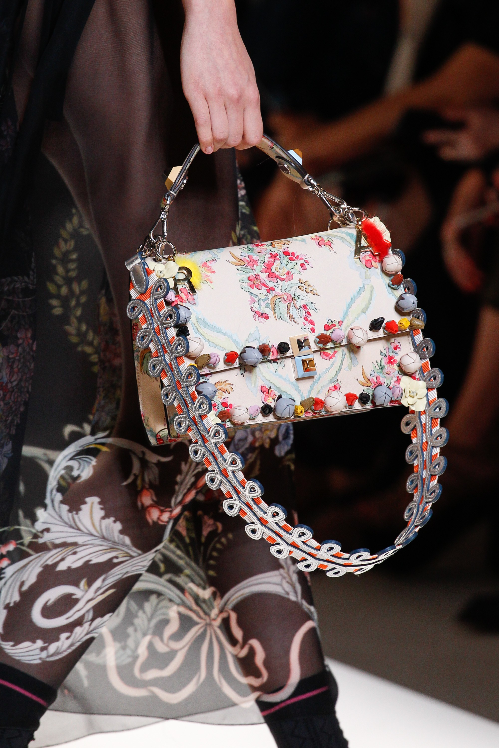 Fendi Spring/Summer 2017 Runway Bag Collection – Spotted ...