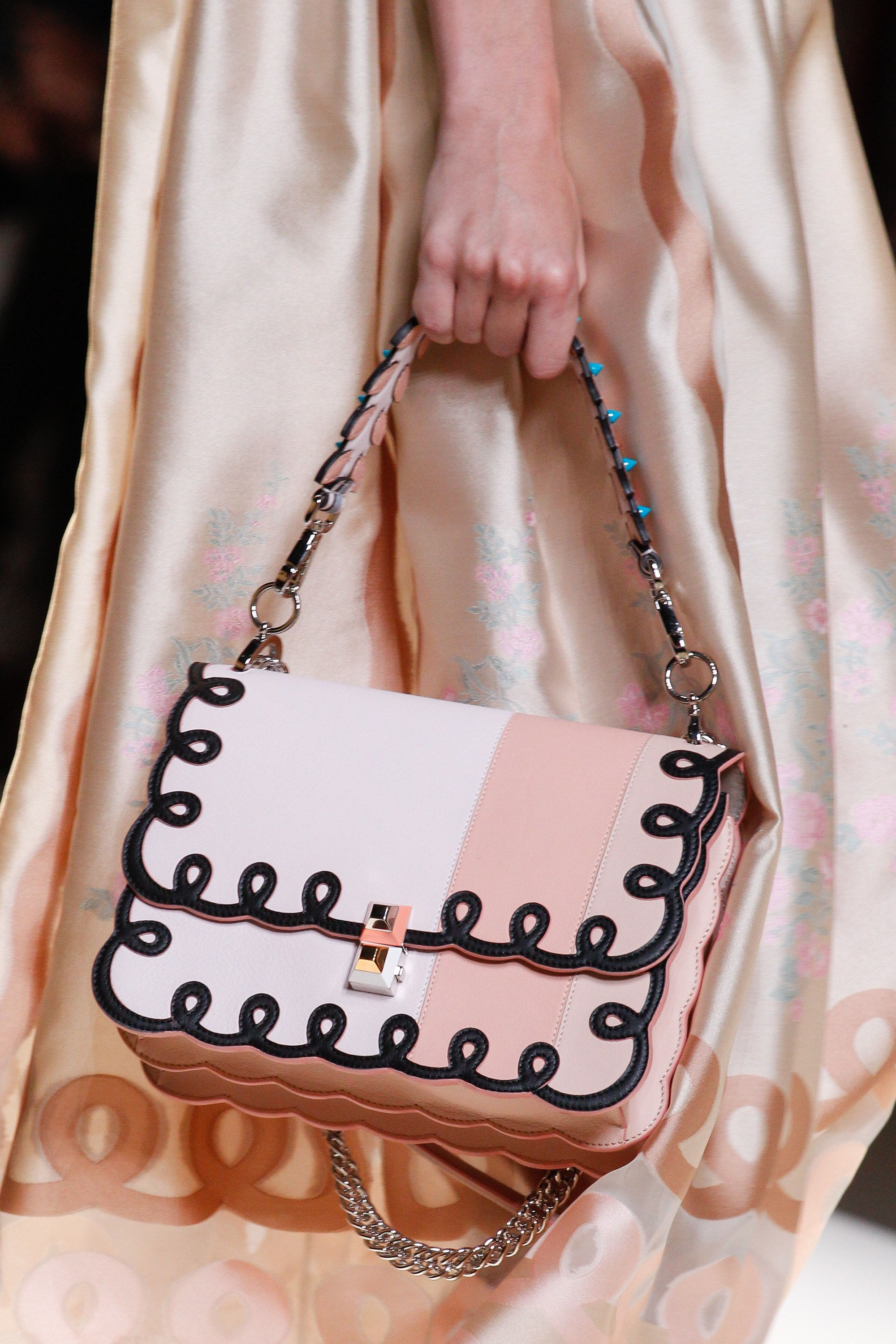 Fendi Spring Summer 2017 Runway Bag Collection Spotted