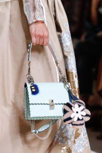 Fendi Sky Blue Flap Bag 2 - Spring 2017