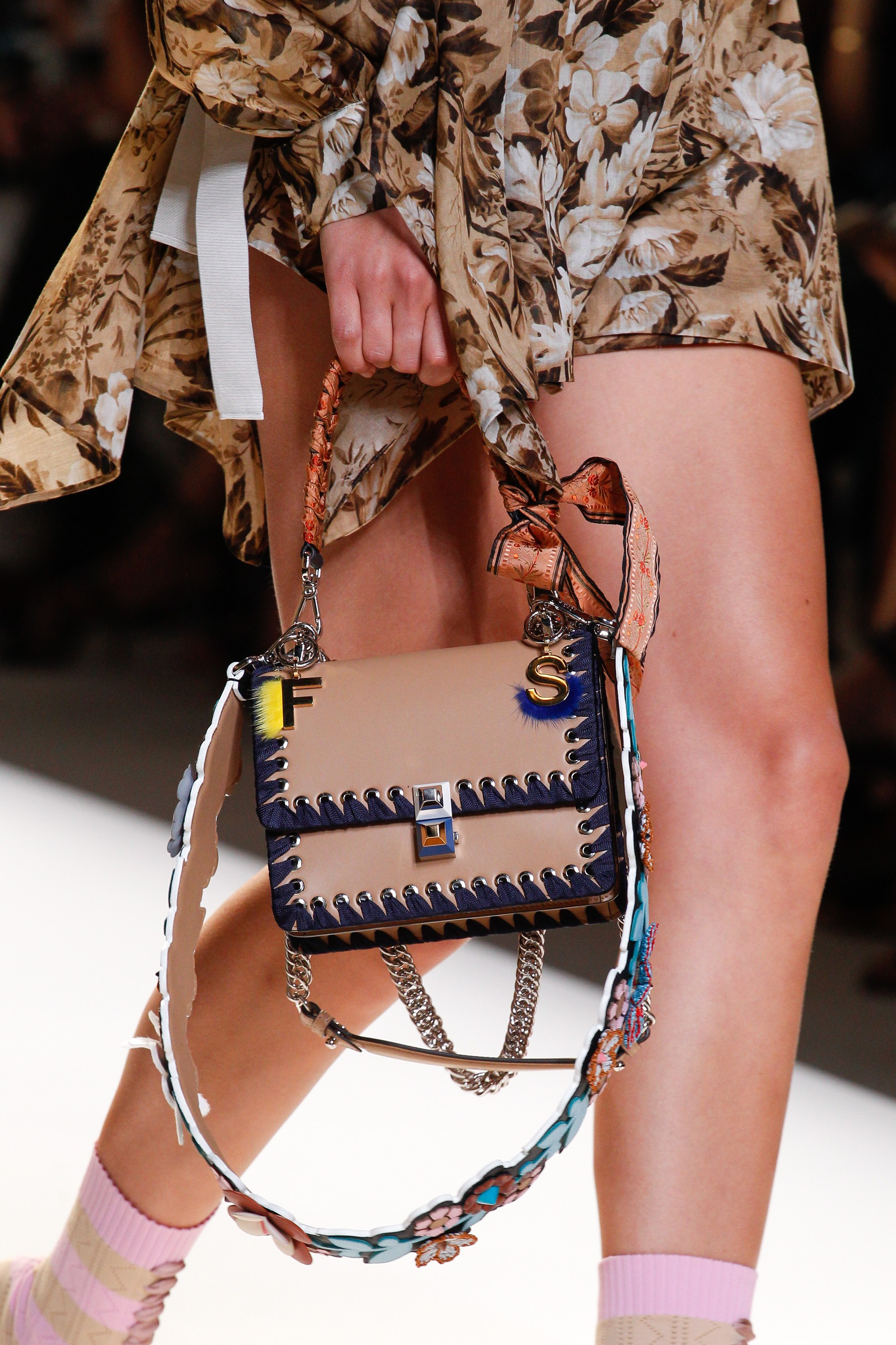 Fendi Spring Summer 2017 Runway Bag Collection   Spotted Fashion a751f77b17f