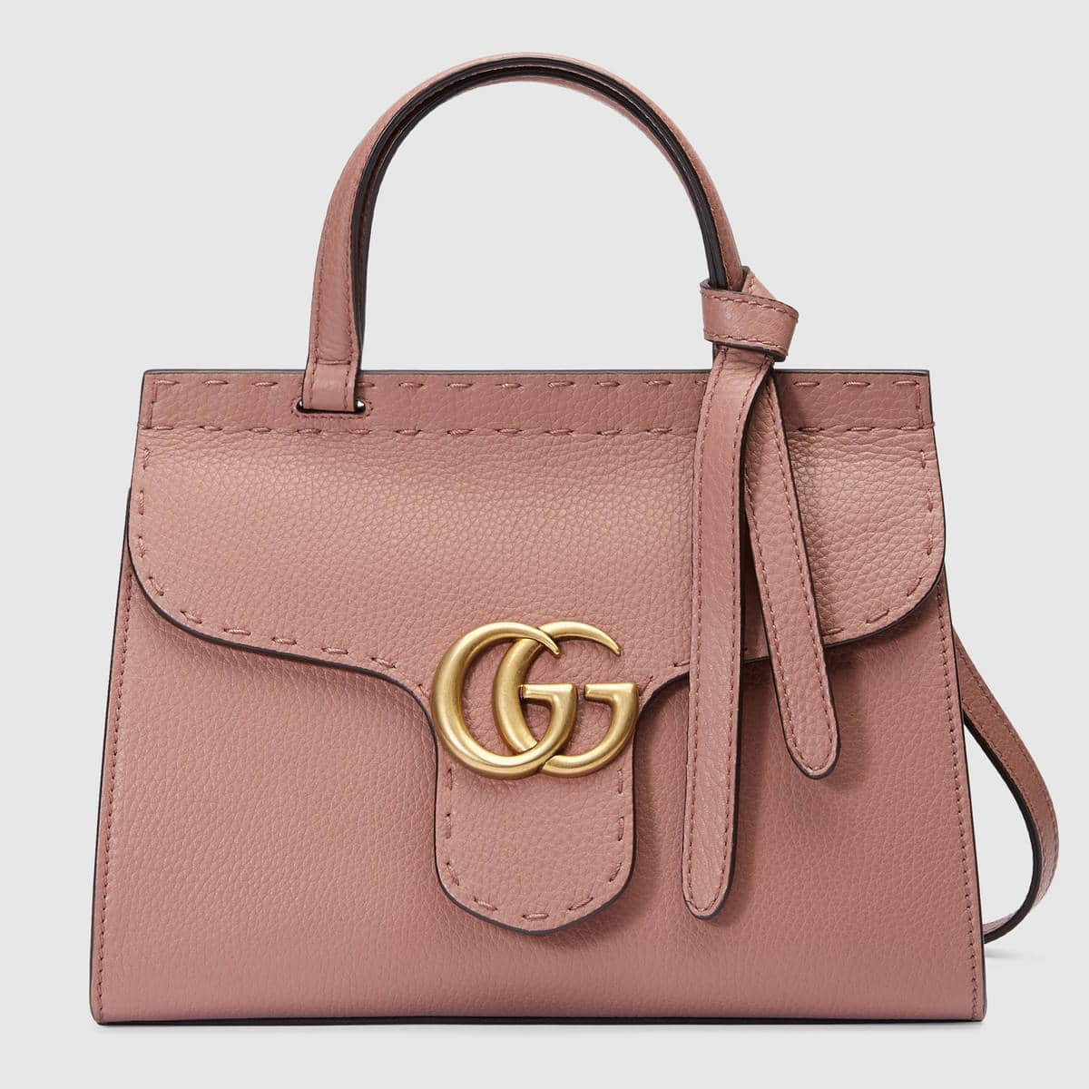 4a358dced Gucci Gg Marmont Mini Top Handle Bag | Stanford Center for ...