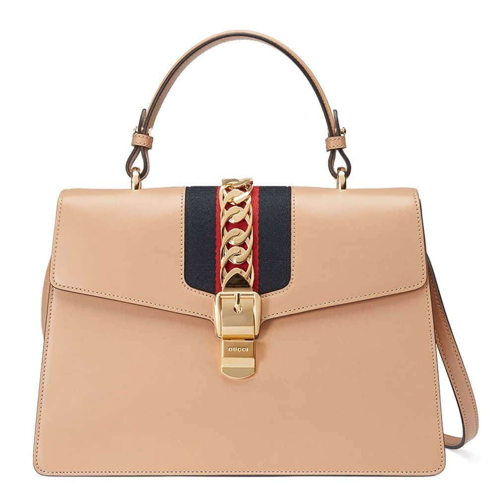 Gucci Sylvie Tote Bag Reference Guide Spotted Fashion