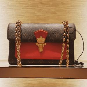 Louis Vuitton Cherry Victoire Bag 2