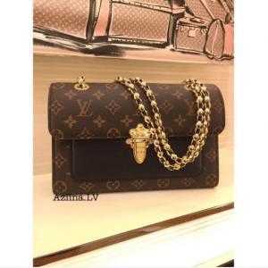 Louis Vuitton Noir Victoire Bag 2