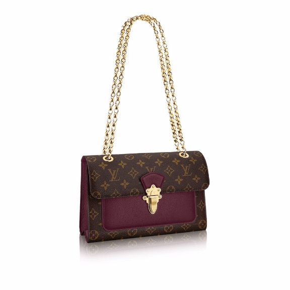 Louis Vuitton Raisin Victoire Bag