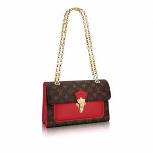 Louis Vuitton Victoire Bag 1