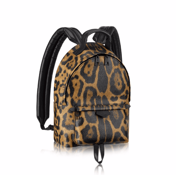 Louis Vuitton Wild Animal Palm Springs Backpack Pm Bag