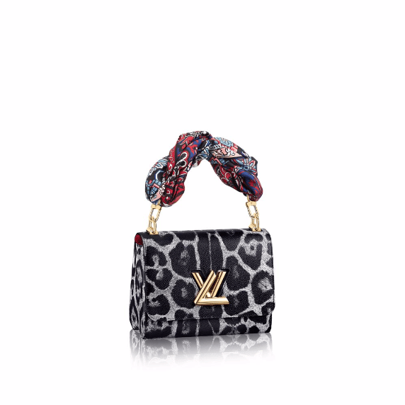 Louis Vuitton Wild Animal Twist Mm Bag