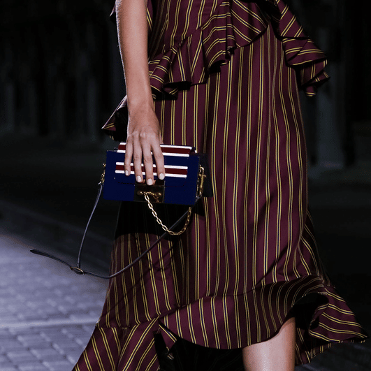 5d8f8770a0c Mulberry Spring Summer 2017 Runway Bag Collection   Spotted Fashion