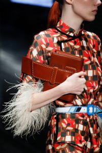 Prada Red Mini Clutch Bag 2 - Spring 2017