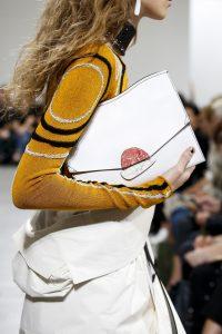 Proenza Schouler White Oversized Clutch Bag