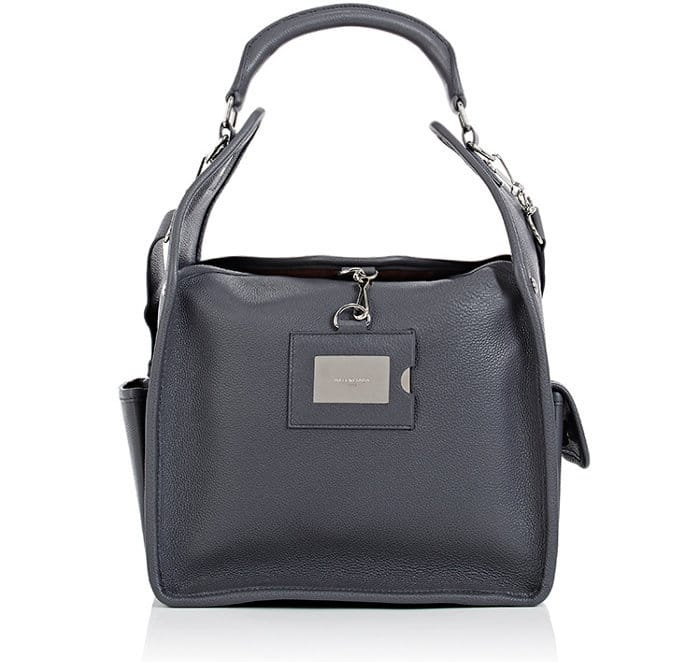 Balenciaga Anthracite Tool Shoulder Bag