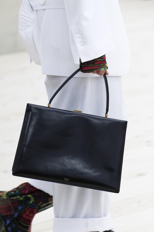 Celine Black Top Handle Bag 2 Spring 2017