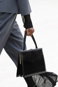 Celine Black Top Handle Bag 3 - Spring 2017