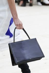 Celine Black Top Handle Bag 5 - Spring 2017