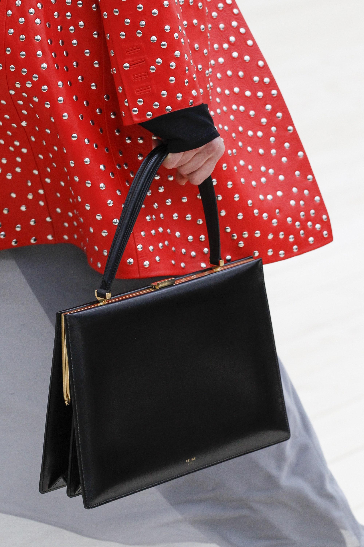 Celine Spring Summer 2017 Runway Bag Collection Spotted