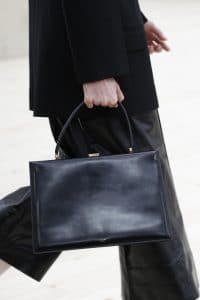 Celine Black Top Handle Bag - Spring 2017