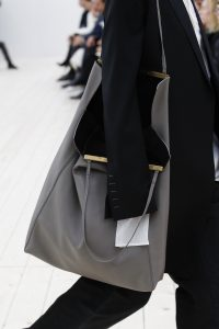 Celine Gray Tote Bag 2 - Spring 2017
