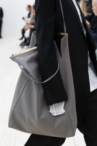 Celine Gray Tote Bag 3 - Spring 2017