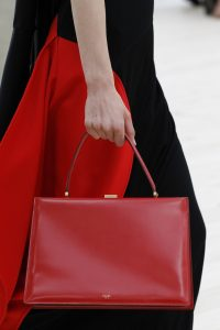 Celine Red Top Handle Bag 2 - Spring 2017