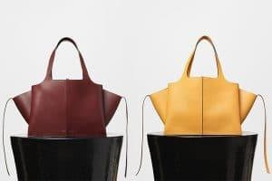 Celine Tri-Fold Bag