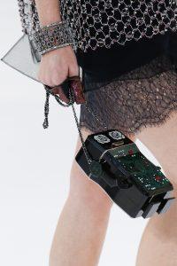 Chanel Black Robot Minaudiere Bag - Spring 2017
