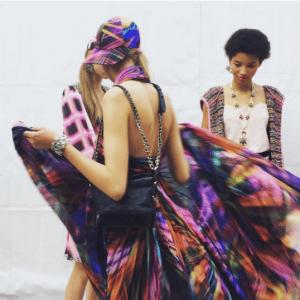 Chanel Black Shoulder Bag - Spring 2017
