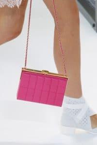 Chanel Pink Shoulder Bag - Spring 2017