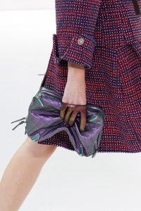 Chanel Purple Iridescent Clutch Bag - Spring 2017