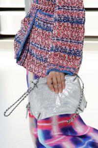 Chanel Silver Shoulder Bag - Spring 2017