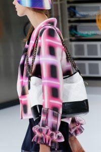 Chanel White/Black Shoulder Bag 2 - Spring 2017
