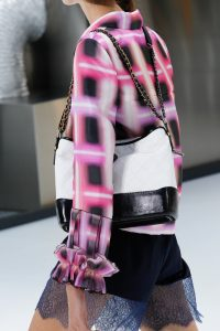Chanel White/Black Shoulder Bag - Spring 2017