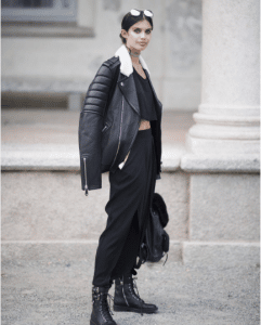 Combat Boots Style Inspiration 4