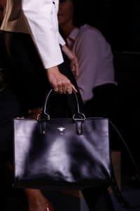 Dior Black Tote Bag - Spring 2017