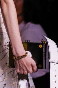 Dior Black/Yellow Le Soleil Minaudiere Bag - Spring 2017
