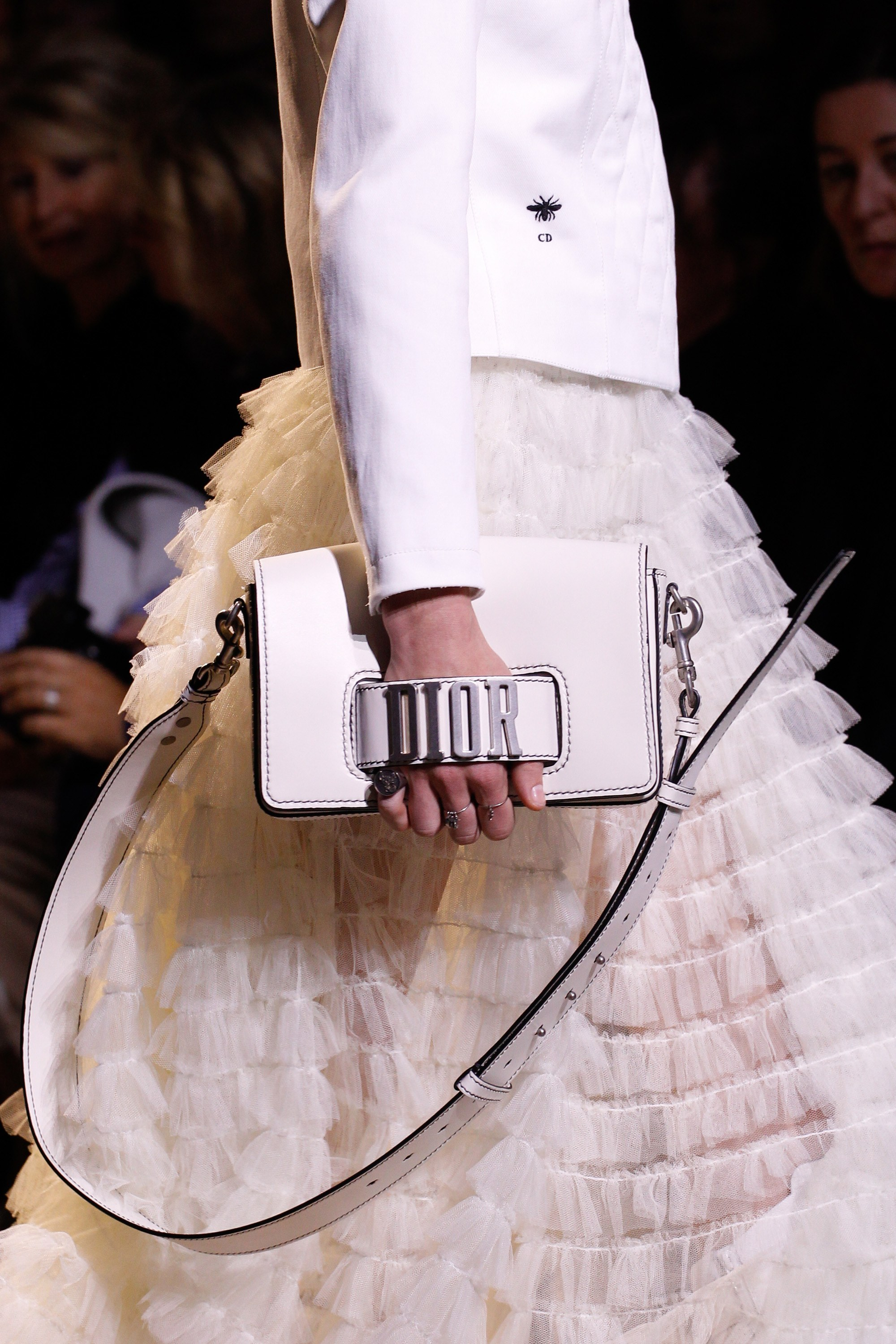 Dior Spring Summer 2017 Runway Bag Collection Spotted