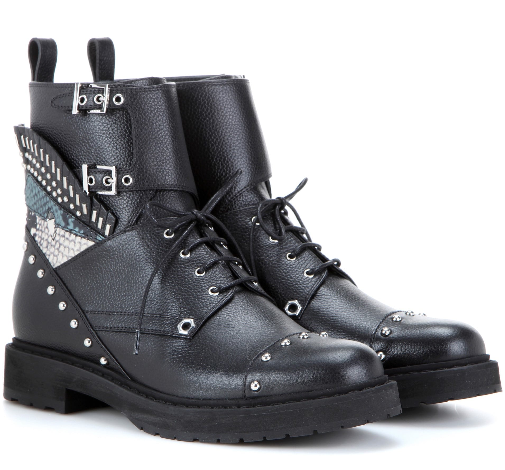 Designer Combat Boots For Fall 2016 – Spotted Fashion