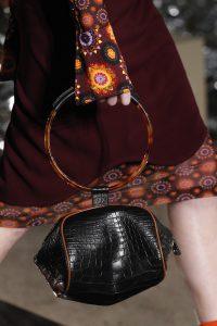Givenchy Black Crocodile Mini Top Handle Bag - Spring 2017